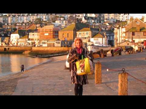 Early Morning,St.Ives