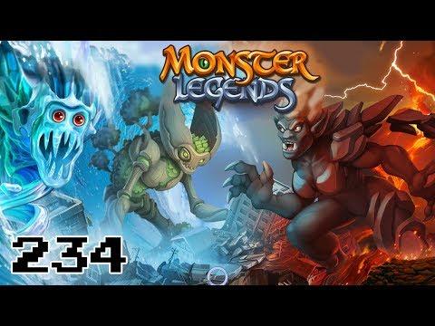 LABERINTO FUERZA DE LOS ELEMENTOS!! (OTRA VEZ😂) - Monster Legends #234
