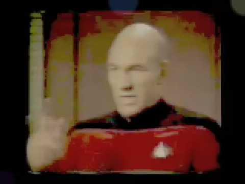 Star Trek TNG Techno Remix - Make it so