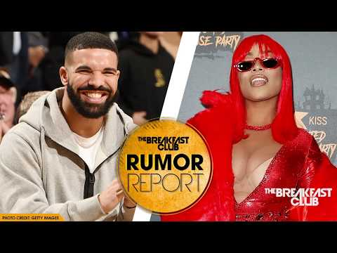 Drake Spotted Getting Cozy with British Rapper Stefflon Don Mp3