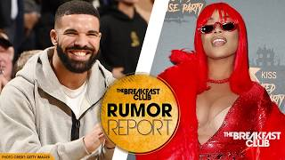 Drake Spotted Getting Cozy with British Rapper Stefflon Don