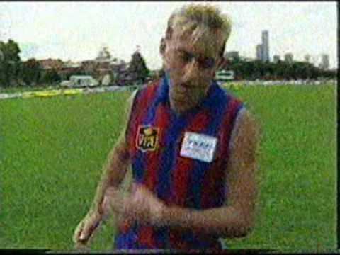 1989 Coburg vs Port Melbourne Rnd 1