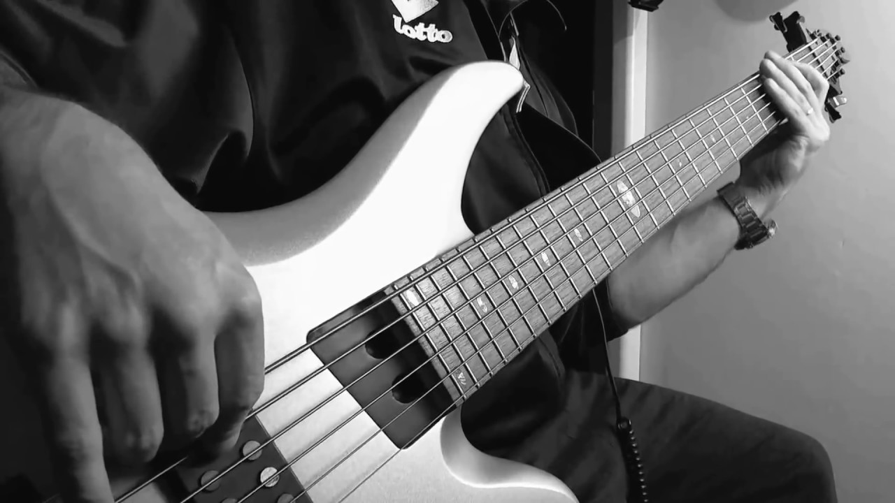 SIA CHANDELIER Bass Cover - YouTube