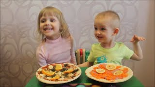 ПИЦЦА ЧЕЛЛЕНДЖ! | Pizza Challenge!