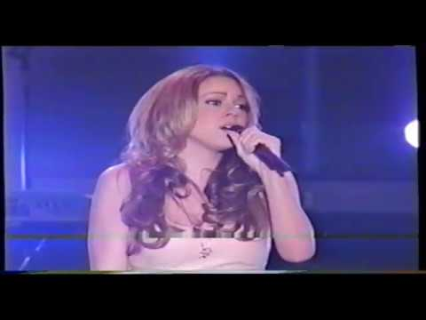 Mariah Carey - My All (Live) Tokyo Dome Japan 1997 (Shown On American Music Awards)