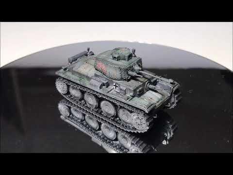 Behind Omaha Spielfiguren Folge 7 Deutsch Sd.Kfz.140 38(t)