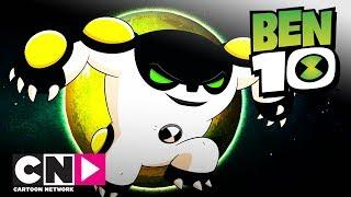 Ben 10 | Kanonbal AW2: De aanval van de Mega-Haaien! | Cartoon Network