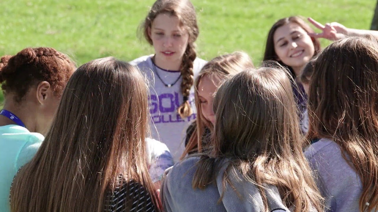 CAMP EMMA LOU 6th Grade Field trip 4/9