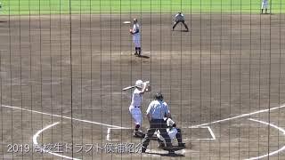 【2019高校生ドラフト候補紹介】菊田拡和(常総学院) thumbnail