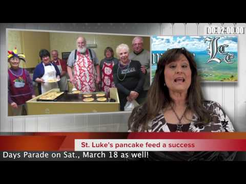 Lake County Flash: Friday, March 3, 2017