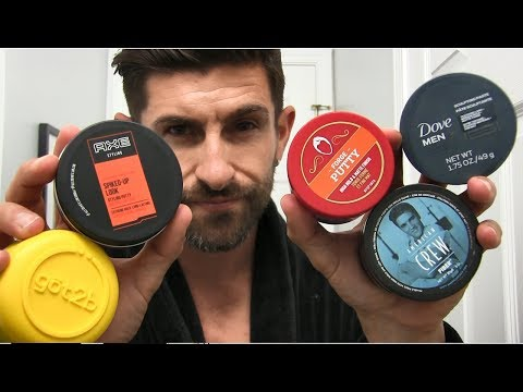 Testing Cheap Drugstore Hair Products To Find The BEST   Dove, Axe, Old Spice, Got2B, American Crew