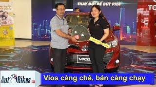 Vì sao bị chê sấp mặt, Toyota Vios vẫn đả bại Hyundai Accent, Honda City?