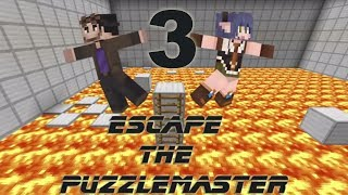 Minecraft: Poet and Haru Escape The Puzzlemaster - Final Part 3/3!