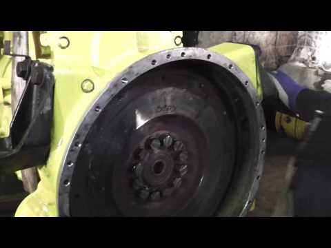 #22. Капитальный ремонт двигателя Caterpillar C15. Сборка.