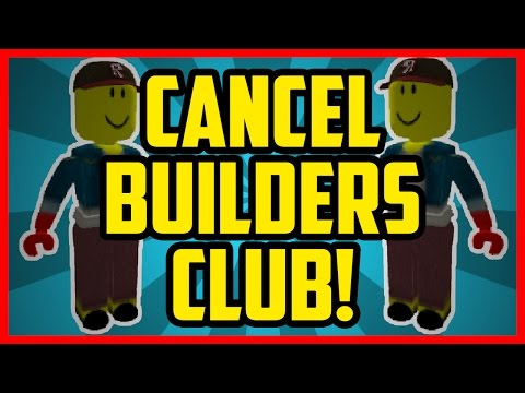 How To Cancel Builders Club On Roblox 2017 (FAST) - Roblox Cancel Renewal Membership BC
