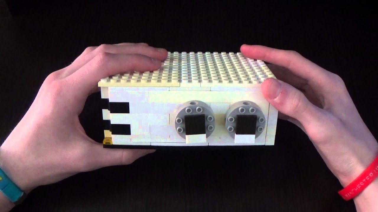 Как сделать из лего сейф с механизмом фото 873