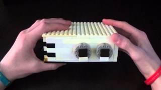 Механизм на прокачку (Ч.6): Лего кодовый сейф (RUS)