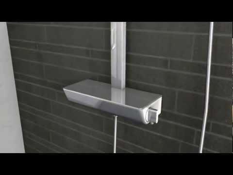 hansgrohe raindance select. Black Bedroom Furniture Sets. Home Design Ideas