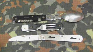 Нож туриста времен СССР