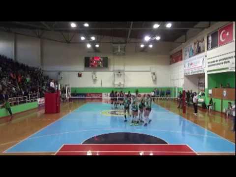 Salhili sport - Halkbank Ankara 2-3