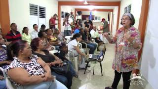 Centro León. Proyecto de carnaval barrial de Santiago