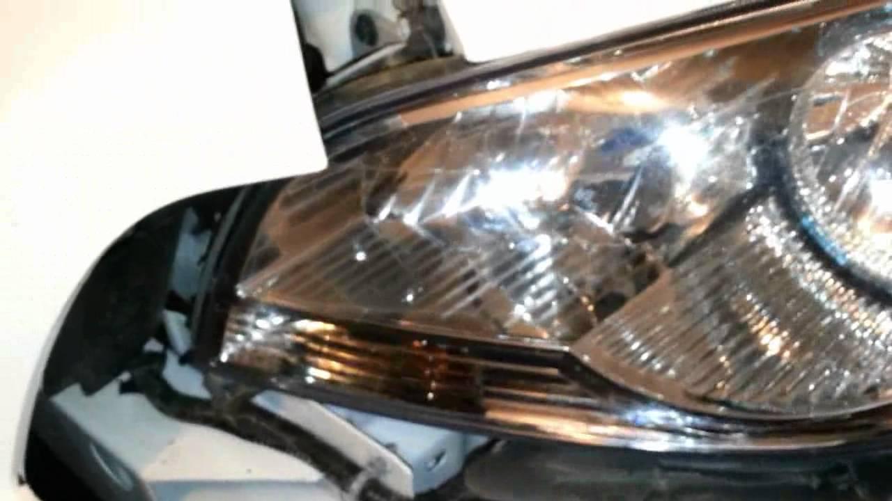 Malibu 2005 chevy malibu headlight bulb : 2008-2012 GM Chevrolet Malibu - Remove Bumper Cover To Replace ...