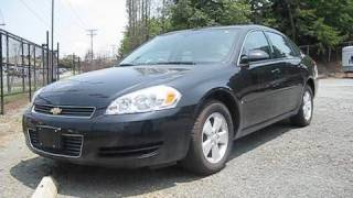 2007 Chevrolet Impala LT Start Up, Engine, and In Depth Tour