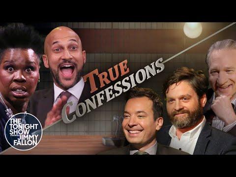 Tonight Show True Confessions: Keegan-Michael Key & Leslie Jones, Zach Galifianakis & Bill Maher