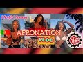 FUNNIEST AFRONATION VLOG / HOT GIRL SUMMER/ CHLOE CARTERR FT WIZKID, BURNA BOY, DAVIDO & MORE