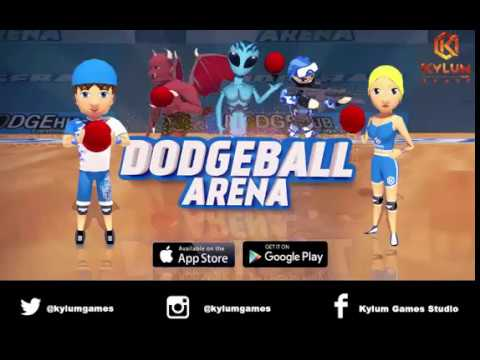 Dodgeball Arena - Apps on Google Play