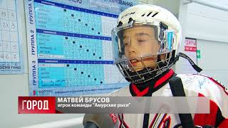 Автографы «киношных» хоккеистов ведут к победе городских спортсменов