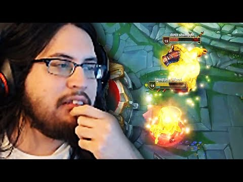 Imaqtpie - WHEN NERFED GRAVES GETS FED!