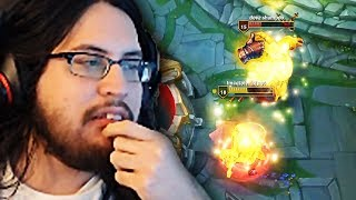 Imaqtpie - WHEN NERFED GRAVES GETS FED! 👍