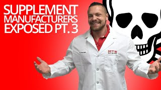 Supplement Manufacturing Exposed Part 3 - Formulating the Preworkout in the Lab