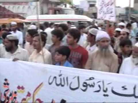 Mumtaz Qadri By Sunni Tehreek Gujrat.flv thumbnail