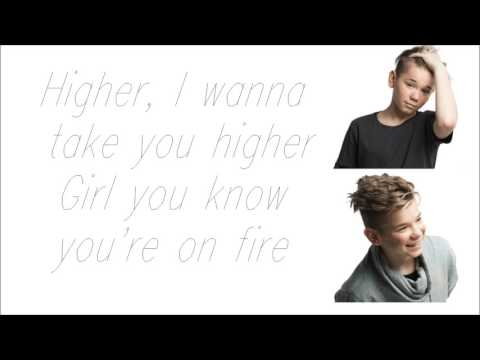 DANCE WITH YOU - MARCUS & MARTINUS LYRICS