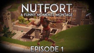 NUTFORT: A Funny Fortnite Meme Montage