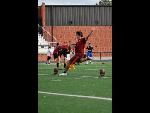 Southern Specialists Camp Longest Kickoff Brandon Roberts