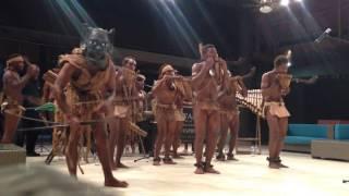 At Solomon Kitano Mendana Hotel in Honiara, Solomon Islands, on 24t...