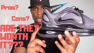 1 MONTH AFTER WEARING: NIKE AIR MAX 720 WORTH BUYING? PROS AND CONS.. HONEST OPINION