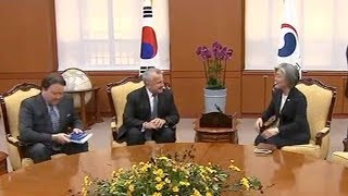 Top officials from US, Japan and ROK meet in Seoul to discuss DPRK issues
