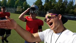 AMERICAN FOOTBALL CAMP IN GERMANY