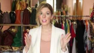 видео Шоппинг сопровождение со стилистом. Интервью с Марией Федоровой