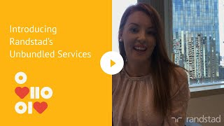 Introducing Randstad's Unbundled Services