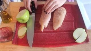 Prosciutto Wrapped Chicken Recipe - The Hot Plate