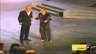 Adriano Celentano & Teo Teocoli Pezzo Finale Live e L'ultima Donna Che Amo RockPolitik 2005