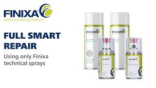 Finixa Technical Sprays: Reparation