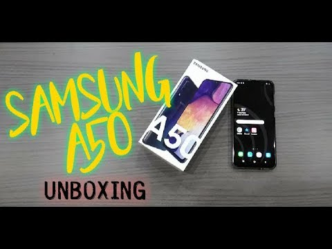 vlog#26-•-samsung-galaxy-a50-unboxing-&-first-look-in-kuwait