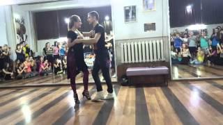 GoldenKiZZ Andrei Zhulid, Anna Alekseeva urban kizomba