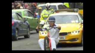 Danny Macaskill - Olympic Torch // 2012 - London